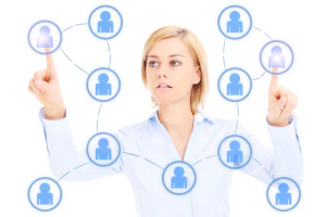 Optimizing business relationships.